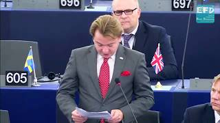 Foreign-owned UK energy sold to Brits at higher rates to subsidise prices at home - Tim Aker MEP