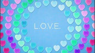 Michael Bublé - L.O.V.E.  [Official Lyric Video]