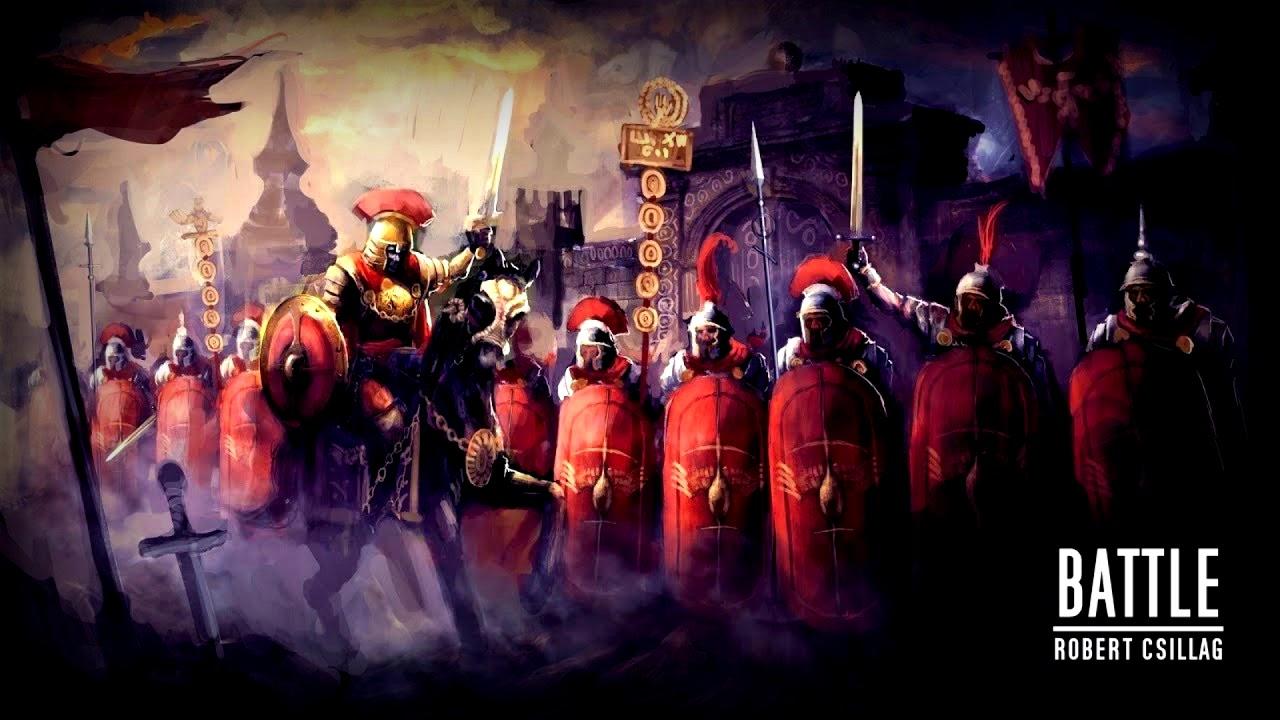 Robert Csillag: Battle