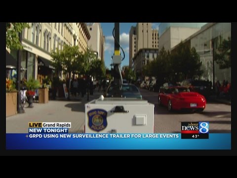 Area police agencies get new mobile camera system