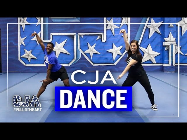 Dance Video | Two 8 Count Dance | CJA | Central Jersey Allstars