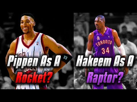 10 NBA Legends That You Had NO IDEA Played For These Teams