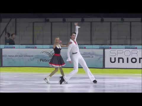 Ice Challenge 2017 Junior free dance group 1