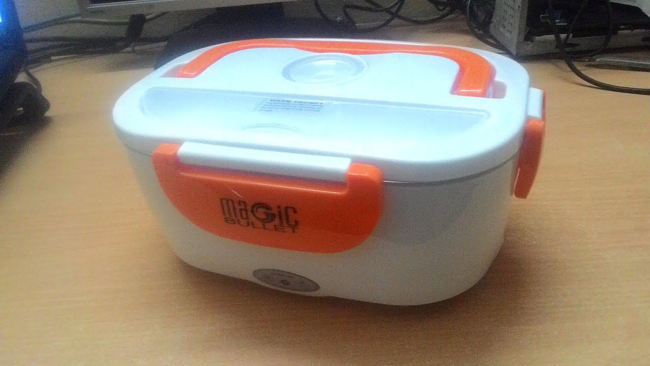 Review trên tay sản phẩm Hộp cơm cắm điện từ Lazada | Văn Hóng