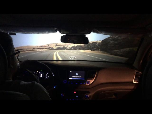 Simulador New Tucson Hyundai [Virtual Grand Prix]