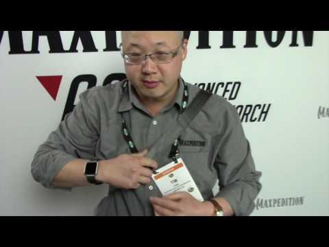 Maxpedition Valence Tech Sling - SHOT Show 2017