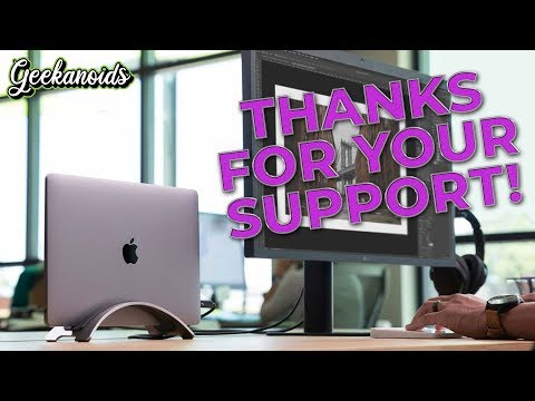 Twelve South Bookarc MacBook Stand Review