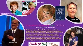 Stronger After Stroke - August 23, 2020, 10 :00 AM - ReneMarie Stroke Of Luck TV Show