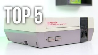 Top 5 Best Game Consoles Ever!
