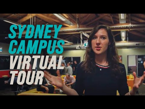 Sydney Campus - Virtual Tour