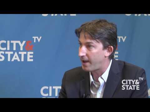 Brooklyn Navy Yard CEO David Ehrenberg