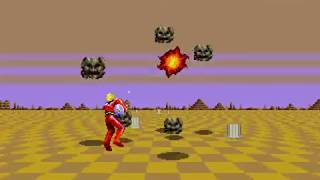 Space Harrier II - Samples from the Arcade Game