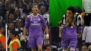 Juventus-Real Madrid 1-4 - HD HIGHLIGHTS  & REACTION DI UN TIFOSO JUVENTINO  - 3/06/2017