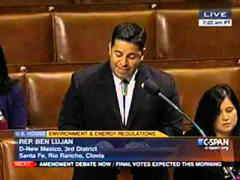 Lujan Discusses Tribal Sovereignty on House Floor - 9/21/12.wmv