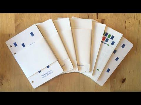 Louis Vuitton Pm Agenda Refill 2017 Unboxing Review And Comparison You