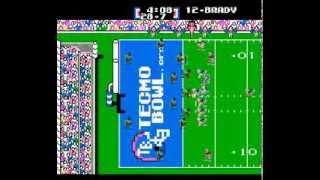 Tecmo Super Bowl 2014 (tecmobowl.org hack) - Netplay Tournament Week 8 - User video