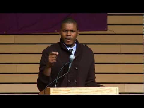 Michael Tubbs: 4 Organizing Lessons from David and Goliath
