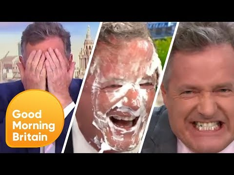 Piers Morgan's Funniest Moments on Good Morning Britain