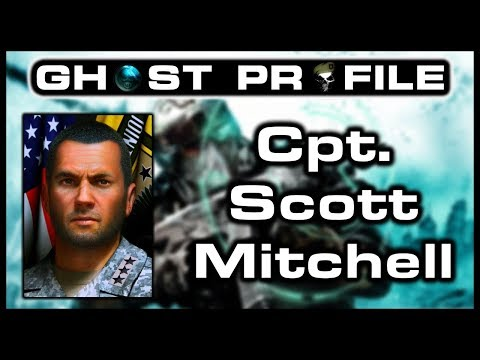 Scott Mitchell | Ghost Profile Ep.1