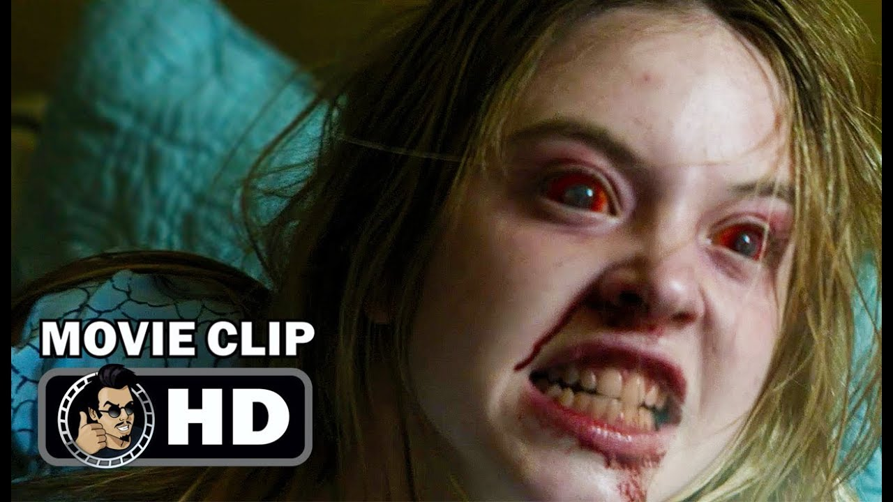 """Download ALONG CAME THE DEVIL Exclusive Clip - """"Her Soul is Mine"""" (2018 ) Possession Horror"""