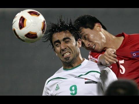 Iraq vs DPR Korea: AFC Asian Cup 2011 (Full Match)
