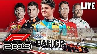 Formel 1 LIVE gegen echte F1 Rennfahrer | F1 2019 Event | #NotTheBahGP