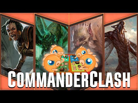 Commander Clash S4 Episode 9: Commander VS Crossover!