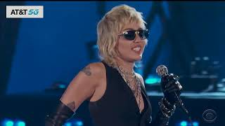 Miley Cyrus - We Can't Stop (Live Frontline Heroes Tribute 2021)