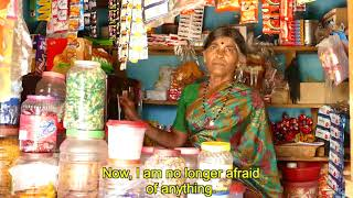 Jayama is a client of Ujjivan, a microfinance institution supported by BNP Paribas.