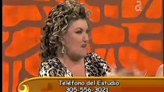 Continua el acoso contra la opositora María Luisa Rubio - América TeVé