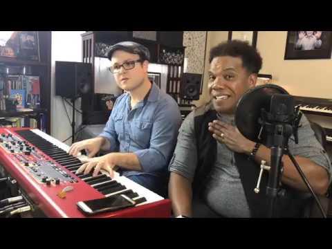 Ben-Hur Berroa y Kemuel Roig, Adorando SOLO A PIANO Y VOZ  y Dando Una Palabra...en un Facebook Live