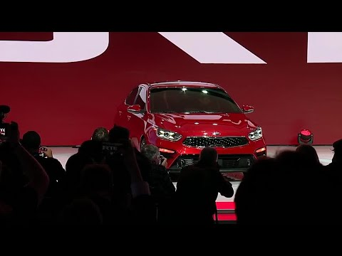 Kia reveals new 2019 Forte at North American International Auto Show