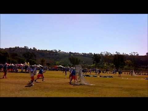 Andrew Brown 2016 Lacrosse Highlights TNT