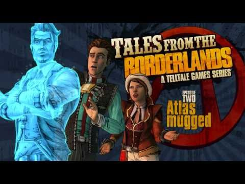 Tales From The Borderlands Episode 2 intro/credit song (Kiss the sky)