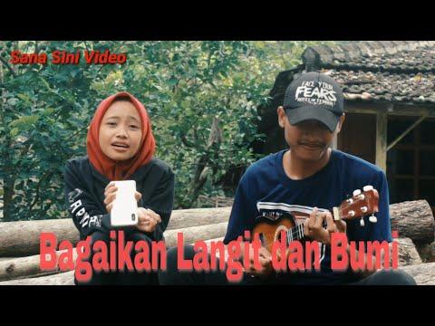 Dimas Gepenk Pun Kalah Sama Ini Via-vallen - Bagaikan Langit Dan Bumi (cover By Eko&qoma)