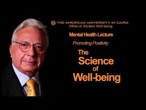 Mental health lecture | by Prof. Ahmed Okasha at AUC