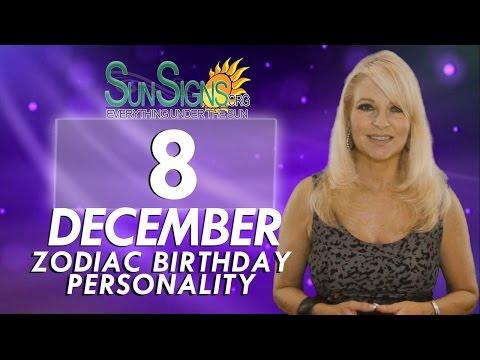 Facts & Trivia - Zodiac Sign Sagittarius December 8th Birthday Horoscope