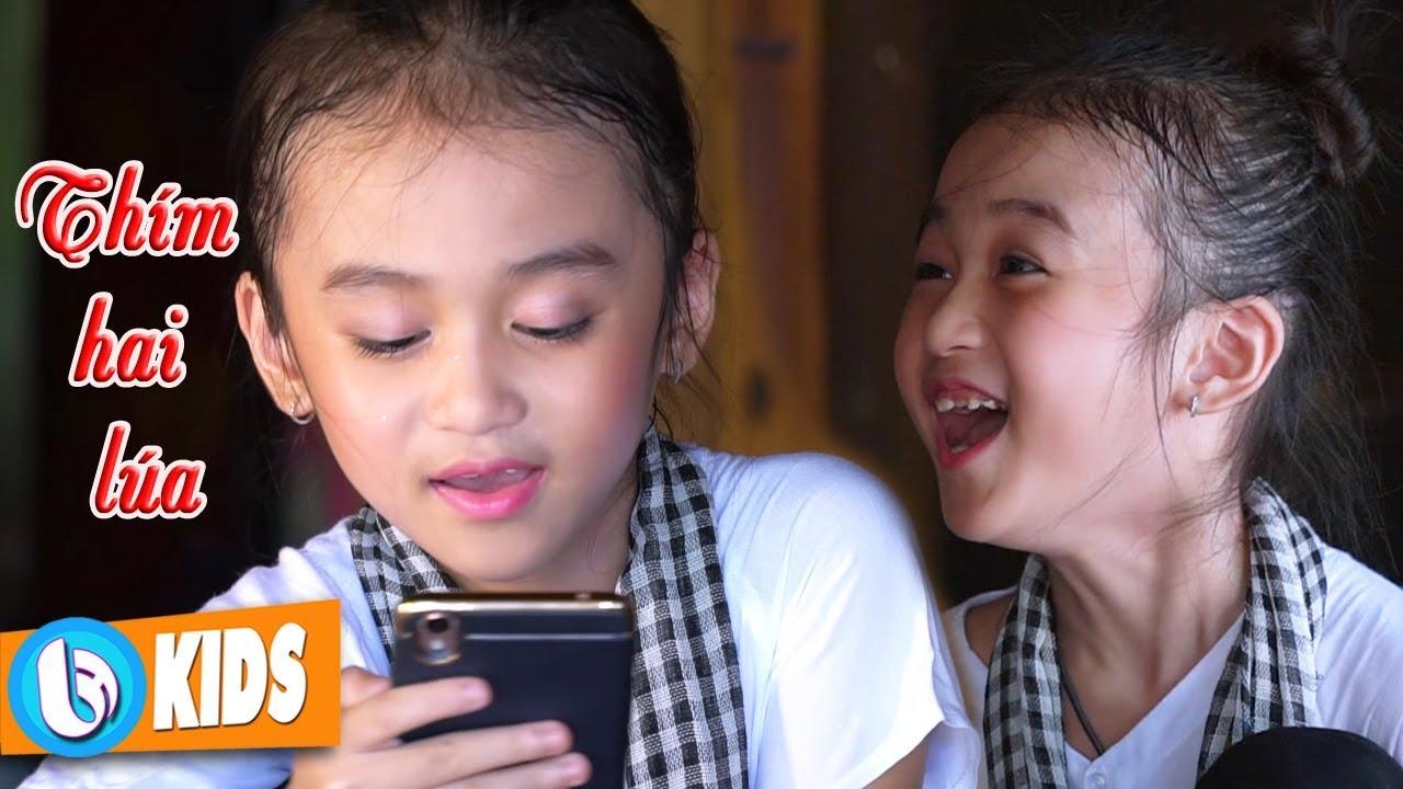 THÍM HAI LÚA – Phim Ca Nhạc Hài Thiếu Nhi 2018