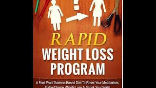 Rapid Weight Loss Program With One-on-one Coaching Review And Bonus