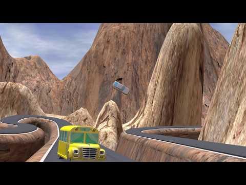 Magic Drift Bus