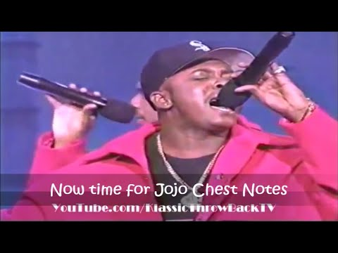 He Sangs: Jodeci: K-Ci and JoJo best live vocals (Episode 2)
