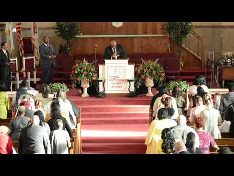 Guest Speaker Dr. Sedric D. Veal - When Your Faith Is Being Tested
