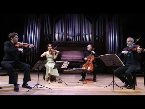 Prodigios musicales: Mozart y Schubert, por el Cuarteto Casals