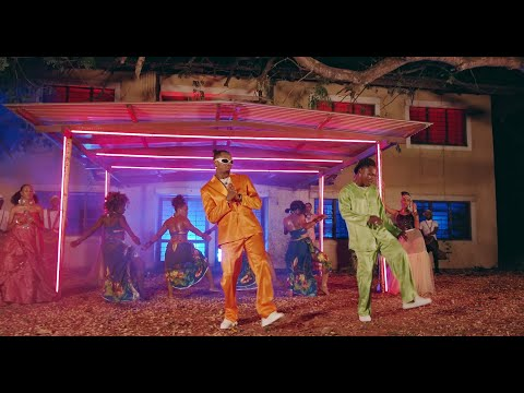 Смотреть клип Mbosso Ft. Diamond Platnumz - Baikoko