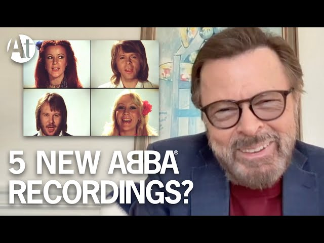 ABBA Björn Ulvaeus Interview for the BBC, April 2021 New ABBA Songs