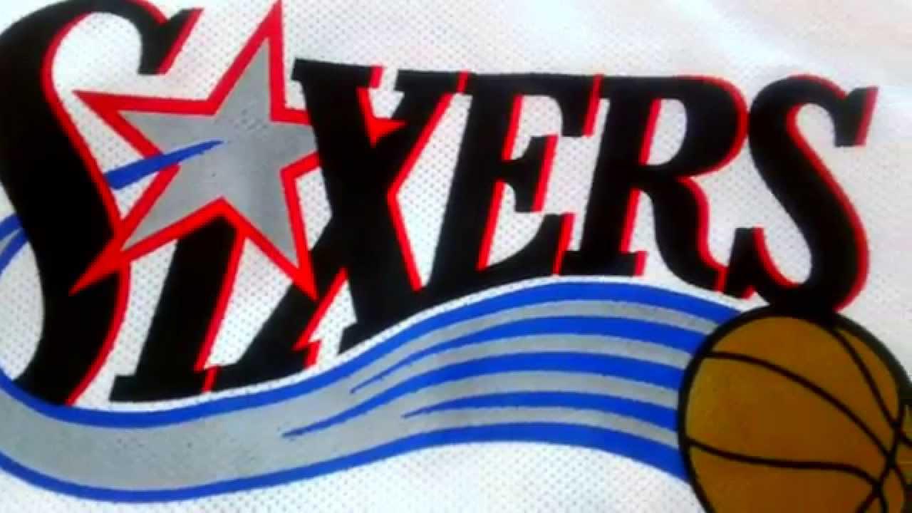 7032b4685 Allen Iverson - Philadelphia 76ers Jersey - YouTube