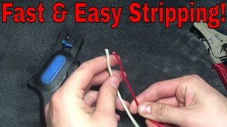 The Best Wire Strippers!