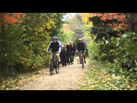 Cycling Tips When Riding On Oakville Trails