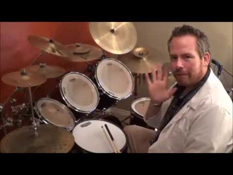 "Learn How To Play Drums ""Wipe Out"" Surfaris"
