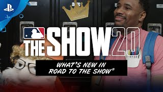 MLB The Show 20 - Road to the Show with Coach | PS4